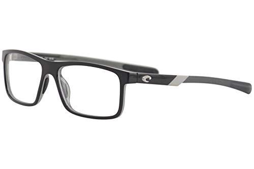 Costa Del Mar Eyeglasses Ocean-Ridge OCR100 100 130 Black Optical Frame 55mm (Frame Ridge)