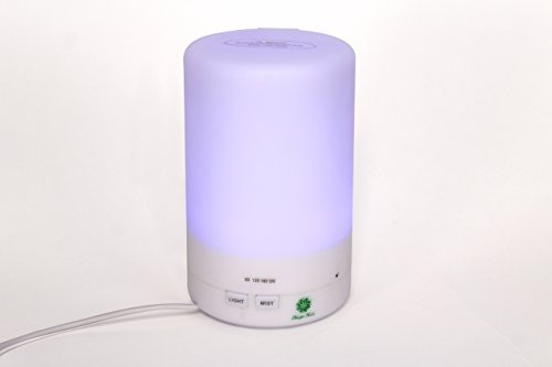 Ultrasonic Oil Diffuser by Eleazar Mists