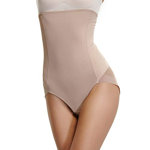 (Shapewear Panties for Women Body Shaper Briefs High Waist Tummy Control Panties Shaping Girdle Underwear)