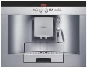 Siemens TK68E571 Integrado Máquina espresso 1.8L 6tazas Acero ...
