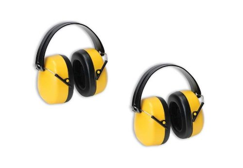 Isolation EARMUFFS Decibel Hearing Protection