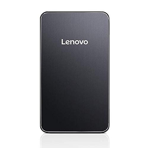 Lenovo PB420 5000mAH Lithium Polymer Power Bank  Black