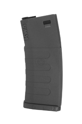 M4 Mid Cap (KWA Airsoft 120rd Polymer K120 Mid-Cap Magazine For M4/M16 AEGs)