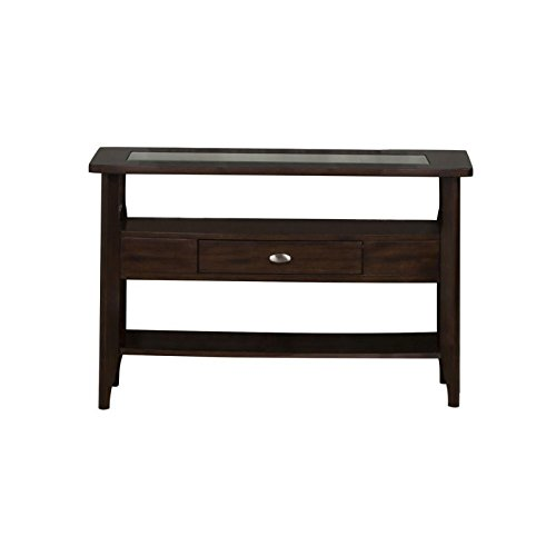 Discount jofran montego sofa table montego merlot sale for Jofran sofa table