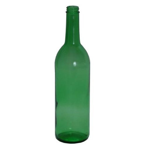 750 ml Green Glass Claret Bottles, screw top by Midwest Homebrewing and Winemaking Supplies