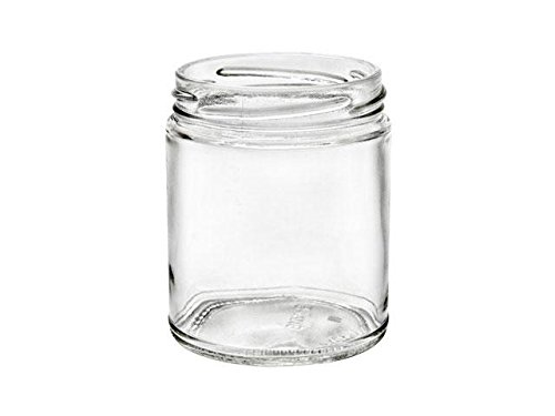 Jams White, 20 Nakpunar 20 pcs 2 oz Glass Jars with White Metal Lid for Creams Candles Honey Spice