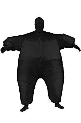 Rubie's Black Infl8 Inflatable Adult Costume-