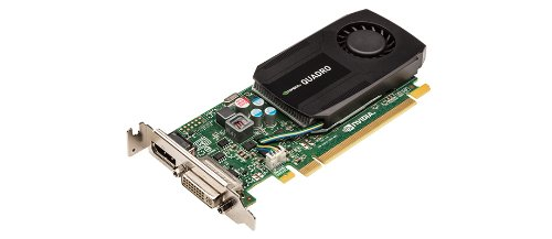 NVIDIA Quadro K600 1GB DDR3 Graphics card