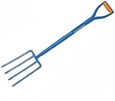 All-Steel Metal Garden Digging Fork 990mm