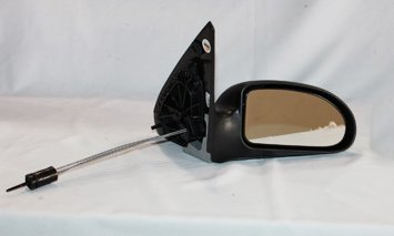 TYC 2590012 Ford Focus Driver Side Manual Remote Replacement Mirror
