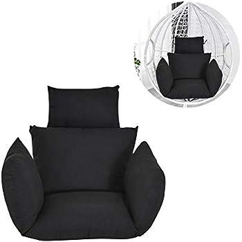 Amazon.com: SQINAA - Hamaca colgante para silla de huevo sin ...