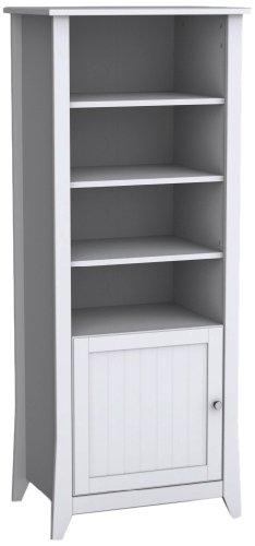 Nexera Vice Versa Curio Cabinet 202303, White