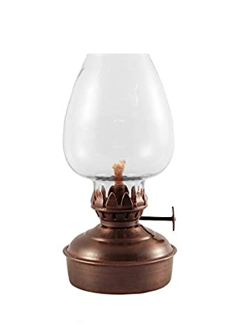 Vermont Lanterns Brass Mini Oil Lamp 5.75