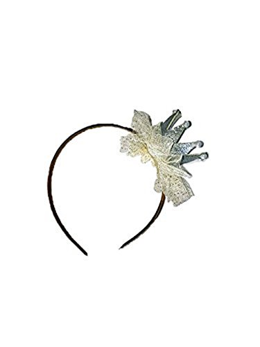 [Little Girl Princess Crowns-Little Girl Headbands For A Tiaras and Crowns Party] (Tiana Costume For Infant)