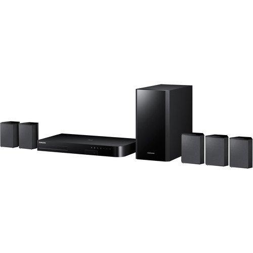 Samsung 5.1 Channel 500 Watt Bluetooth Blu-ray Home Theater ()