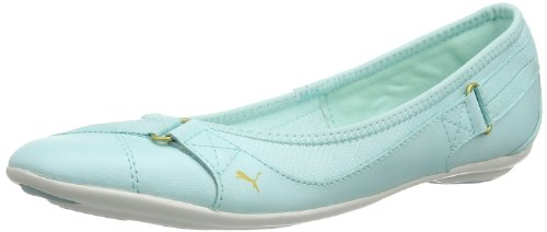Puma Bixley Shine Wns, Ballerines pour femme Turquoise - Turquoise - Türkis (blue light 02)
