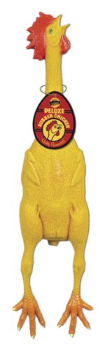 Rubber Chicken Jokes (Accoutrements Deluxe Rubber)
