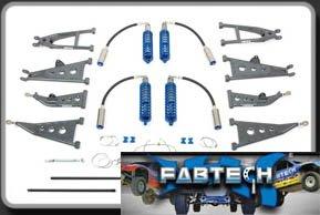 Fabtech FTS30051 Upper Ball Joint