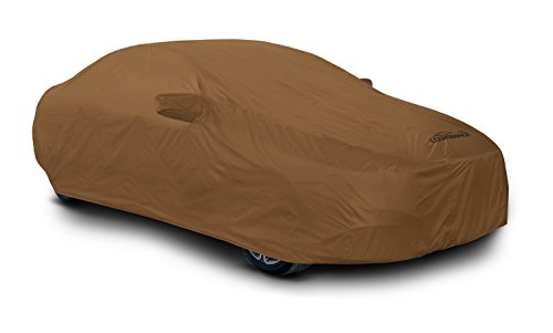 Coverking Custom Fit Car Cover for Select Ford F-100/250/350 Models - Stormproof (Tan)