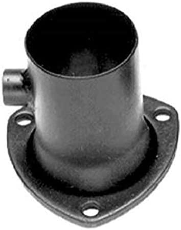 "3/"" HEADER TO 3/"" EXHAUST  2 BOLT SOCKET W//02 BUNG HEADER COLLECTOR REDUCERS USA"