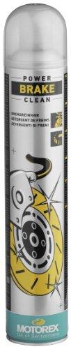 Motorex Power Brake Clean Spray - 750ml. Aerosol 171-601-076 by Motorex (Image #1)