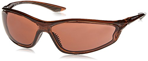 Crossfire 341116 KP6 Safety Glasses HD Copper Lens with A...