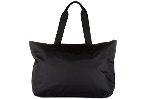 Emporio Armani EA7 sac à main femme train master noir