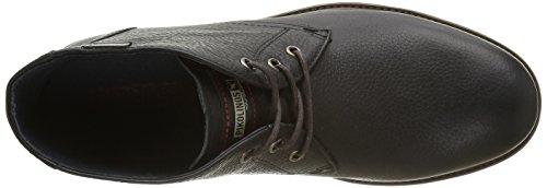 Pikolinos Seoul 00t I16, Zapatillas de Estar por Casa para Hombre Negro