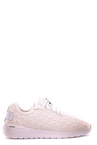 Asfvlt Sneakers Donna MCBI026010O Tessuto Bianco