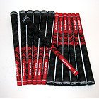 13 Piece Set - Golf Pride - New Decade Multi-Compound Grips Red