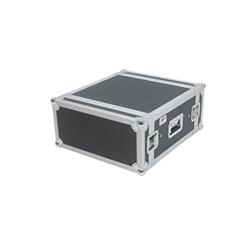 Case | Shock Mount | 4-Space Effects & Wireless Rack | 14