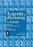 Legends in Marketing: V Kumar : Ten-Volume Set, , 8132109031