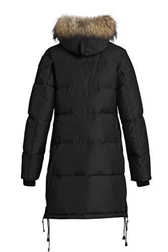 Abrigo Parajumpers Negro Liso Mujer Parka Xwhqyg5e Para Black CF1qtC