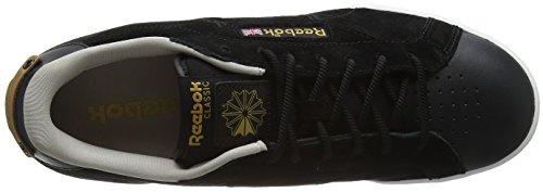 Nubuck NPC Stone UK Rbk Sneakers Homme II Sand White Black Reebok Black Brass Basses Pdt1wdq