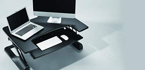 Newstar Workstation Stand Sit Workplace Solution Computer Zubehör