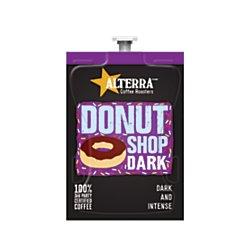 Mars Drinks Flavia(R) Alterra(R) Donut Shop Dark Coffee Packs, 0.25 Oz, Box Of 100