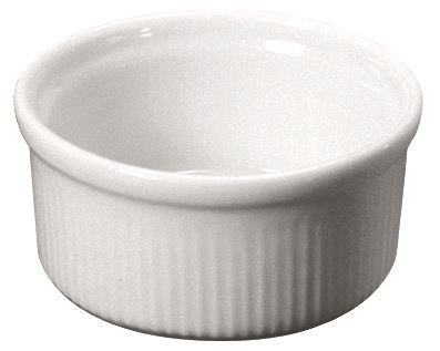Genware NEV-SPS6-W Royal Ramekin, 6.5 cm, White (Pack of 12)