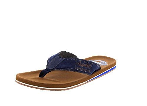 Australian Shoes - Sandfort At Sea - Blue