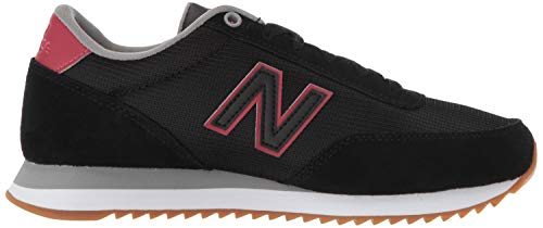 New earth Donna Balance Wl501v1 Red Sneaker Black XO4Xwq