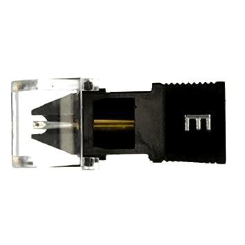 Thakker DN 155 E Aguja para Dual/Ortofon ULM 55 E/TKS 55 E: Amazon ...