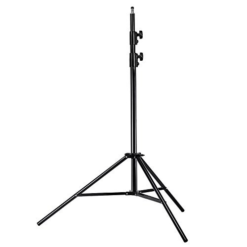 - Neewer Pro 9 feet/260cm Aluminum Alloy Photo Studio Light Stands for Video,Portrait and Photography Lighting