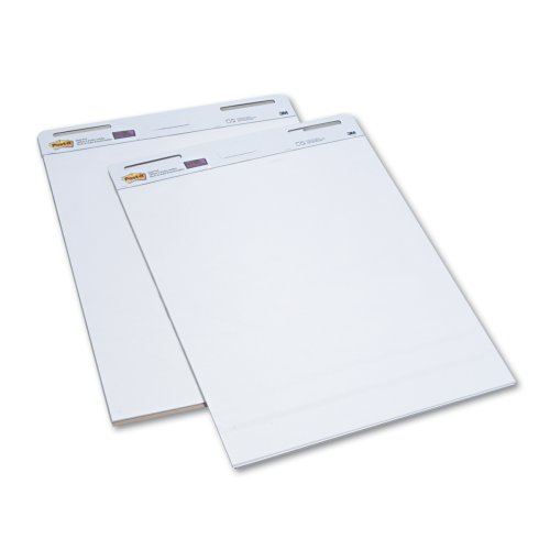Self Stick Easel (Post-it Self-Stick Easel Pad, 25 x 30.5 Inches, 30-Sheet Pad (2)