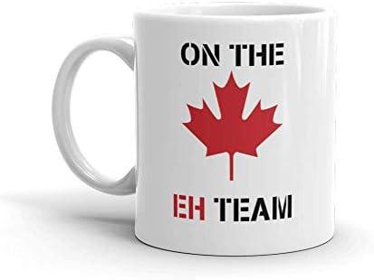 On The EH Team Mug