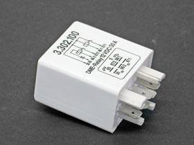 (Volvo 2.3L (83-95) Fuel Pump Relay (White) KAEHLER)