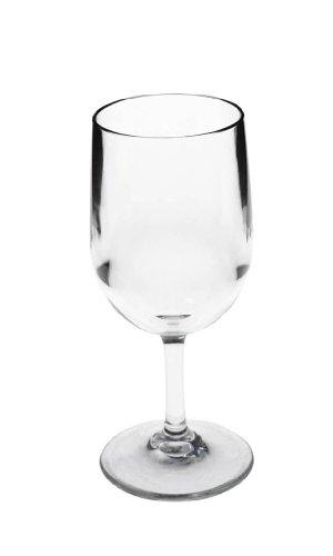 - Strahl Design+Contemporary 8-Ounce Wine Glass, Set of 4