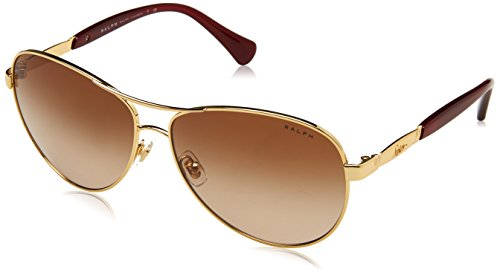 Or light burgundy Sonnenbrille burgundy Gradient Ralph Gold ra4117 qBwOxWFE