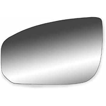 Fit System 99120 Toyota 4Runner Driver//Passenger Side Replacement Mirror Glass