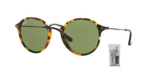 Ban green Havana Spotted Sunglasses Rb2447 Ray Green 8dxCwSTSq