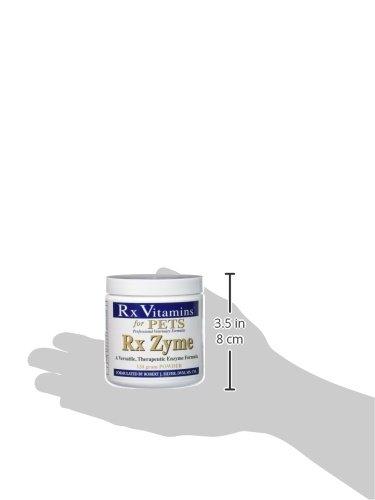 Rx Vitamins for Pets, RX Zyme 120gram POWDER
