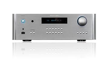 Rotel RA-1570 - Amplificador de audio (120 W, 100 dB, 50